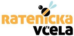 Ratenická včela - logo